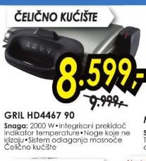 Gril HD4467/90