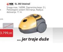 Usisivač Sl 202