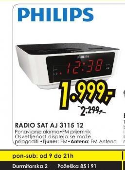Radio sat AJ 3115/12