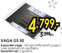 Vaga Gs 50