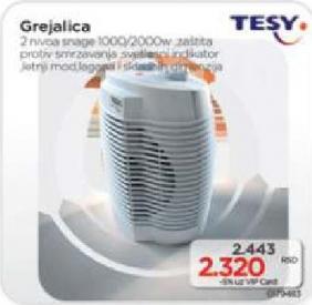 Grejalica TESY