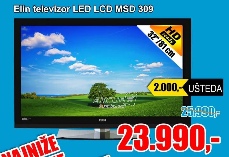 Televizor LED LCD MSD 309