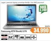 Laptop ATIV Book NP270E5V-K01HS