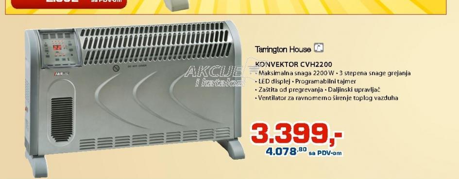 Konvektor CVH 2200