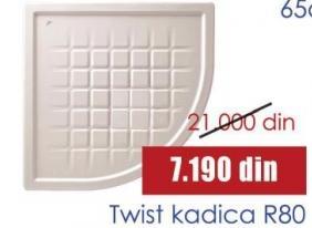 Kadica Twist R80