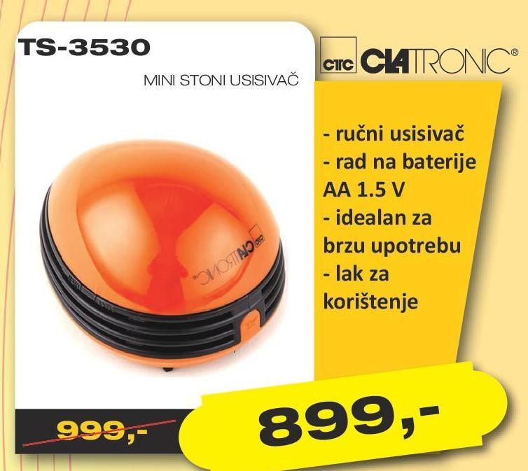 Usisivač TS 3530