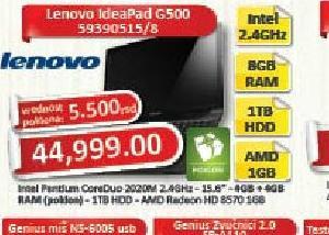 Laptop računar IdeaPad G500 59390515/8