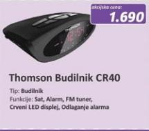 Radio Sat Thomson CR40