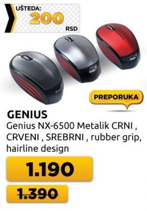 Miš Nx-6500