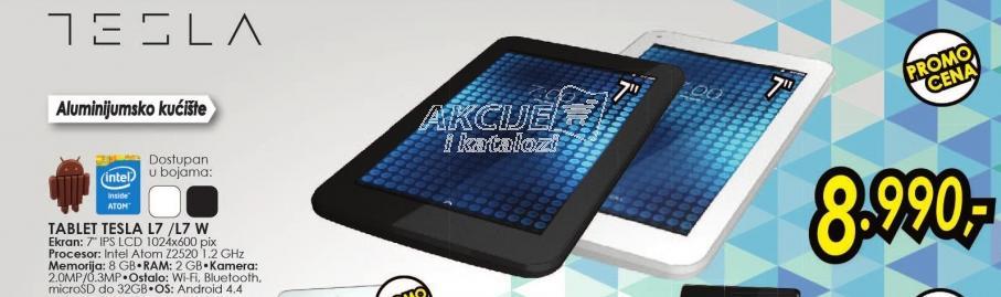Tablet L7/L7w