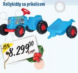 Igračka traktor