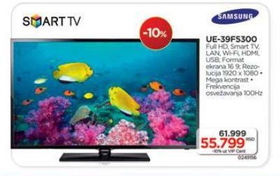 "Televizor LED 39"" UE-39F5300"