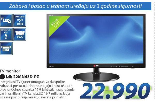 Monitor 22MN43D-PZ