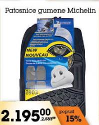 Patosnice gumene Michelin