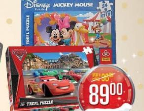 Trefl puzzle mini