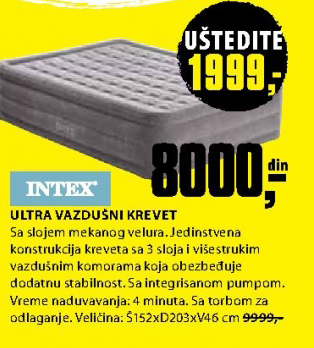 Ultra vazdušni krevet