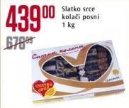Akcija DIS - Slatko srce, Sitni posni kolači 135434