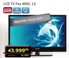 LCD TV 40GL 12