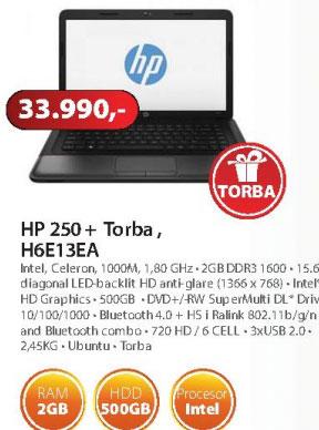 Laptop H6E13EA