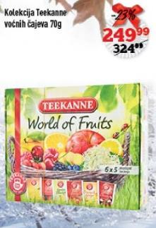 Čaj World of fruits