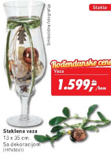Staklenavaza