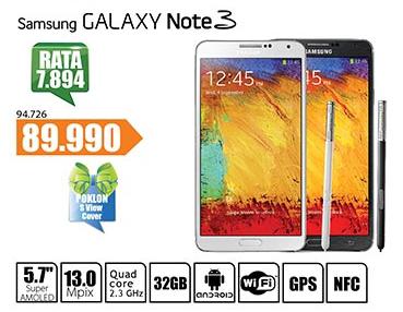 Telefon mobilni Galaxy Note 3