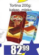 Cake bar Tortina kakao