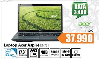 Laptop Aspire E1-731
