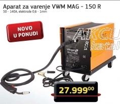 Aparat za varenje VWM MAG-150R