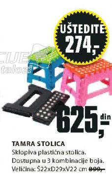 Stolica Tamra