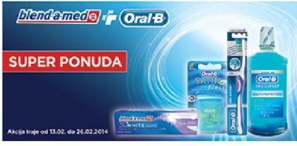 Blend-a-med+Oral B