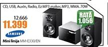 Mini linija MM-E330/EN
