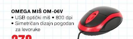 Miš OM-06V