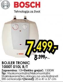 Bojler Tronic 1000t 010l b/t