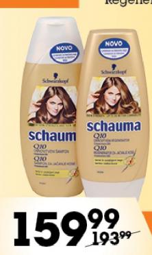 Šampon za kosu Schauma