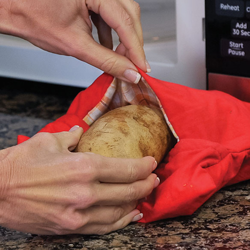 Krompir express - Savršeno ispečen krompir u mikrotalasnoj pećnici