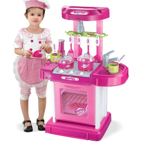 Mini Pink kuhinja za decu