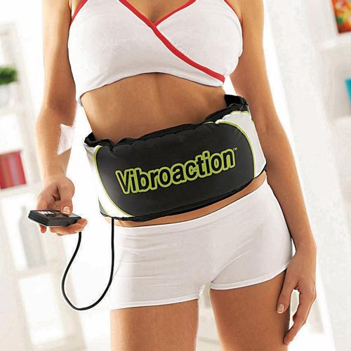 VibroAction – Vibrirajući pojas za zatezanje mišića