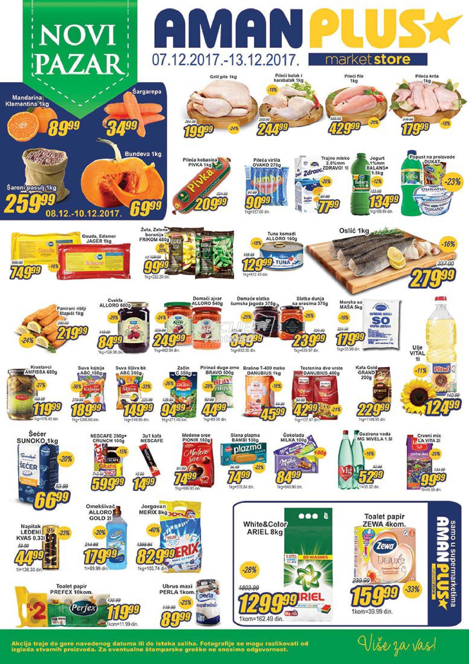 Aman - Redovna akcija super kupovine
