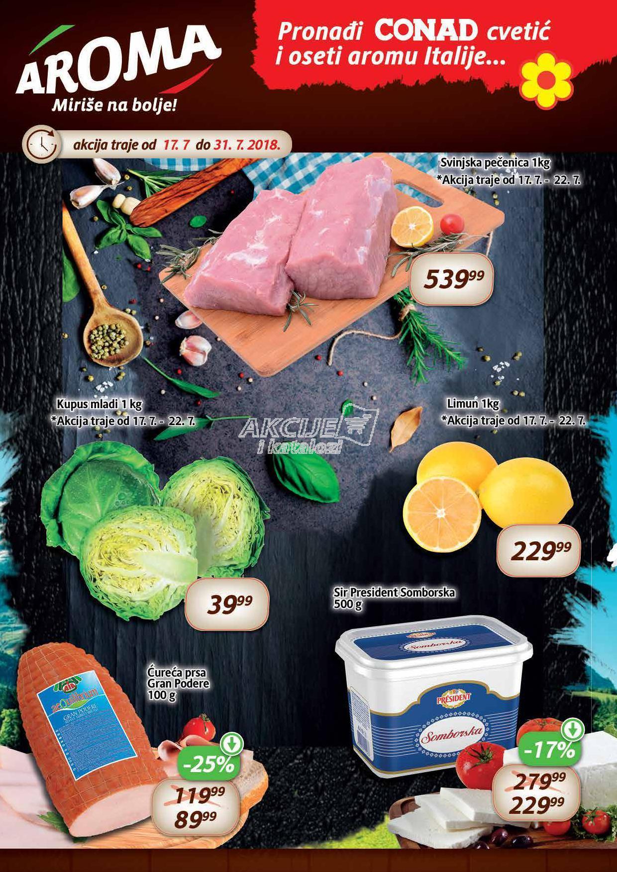 Aroma - Redovna akcija odlične kupovine