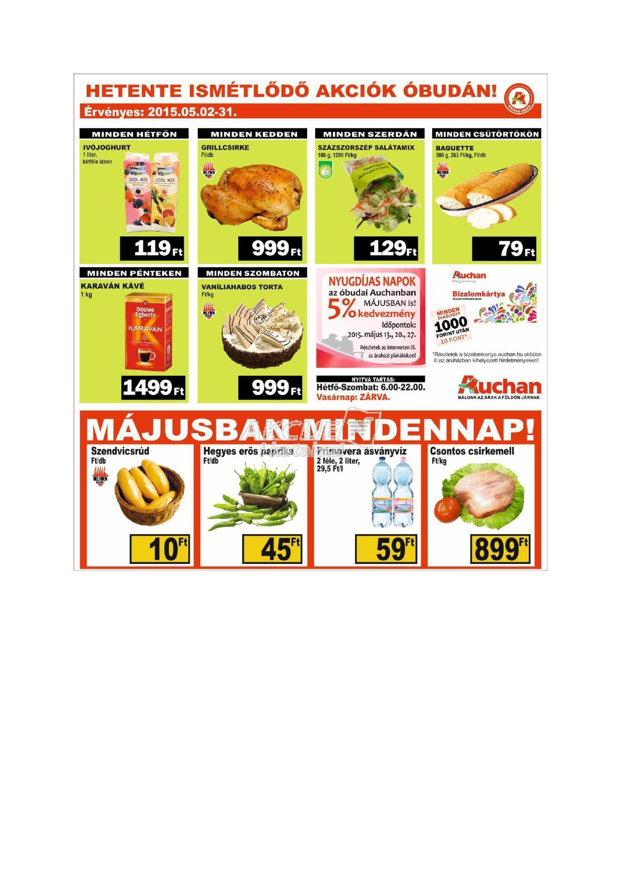 Auchan akcija super cena