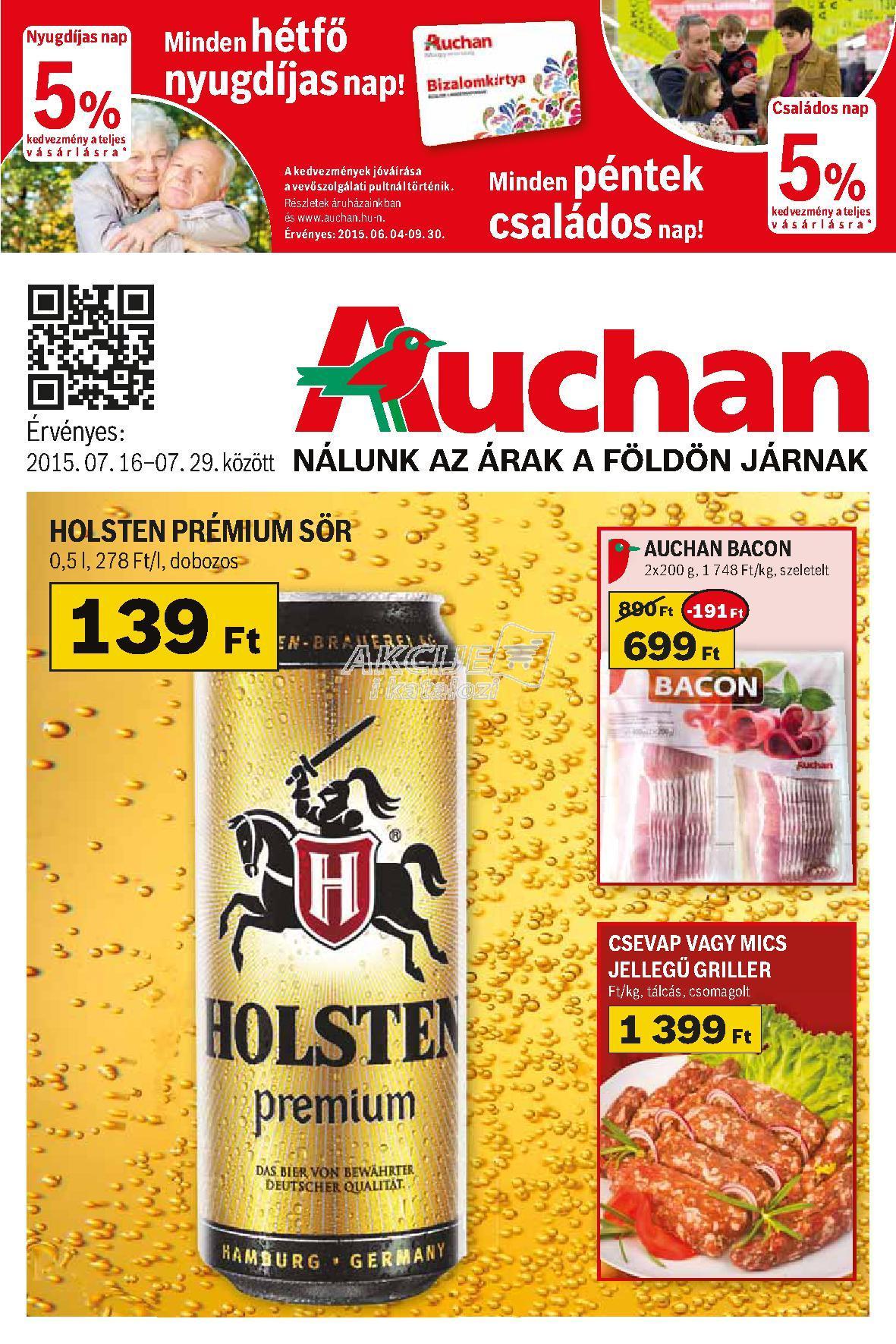 Auchan akcija super kupovine
