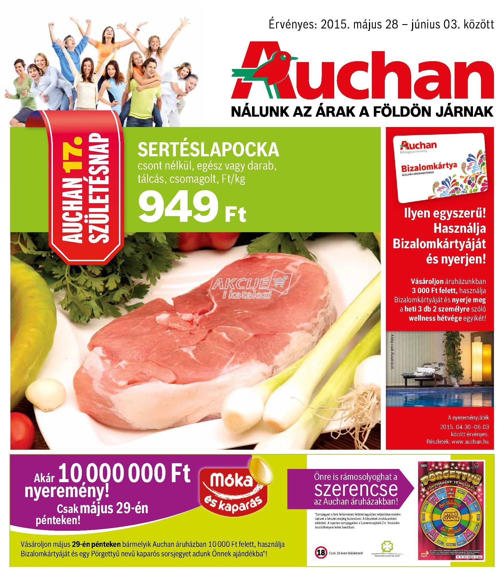 Auchan akcija super ponude