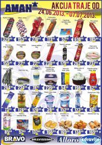 Aman - Redovna akcija najbolje kupovine