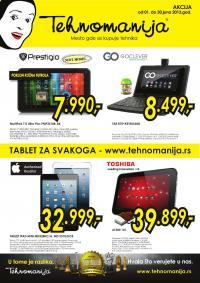 Tehnomanija - Redovna akcija tablet i mobilni
