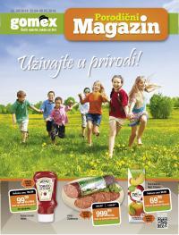 Gomex - Redovna akcija porodični magazin