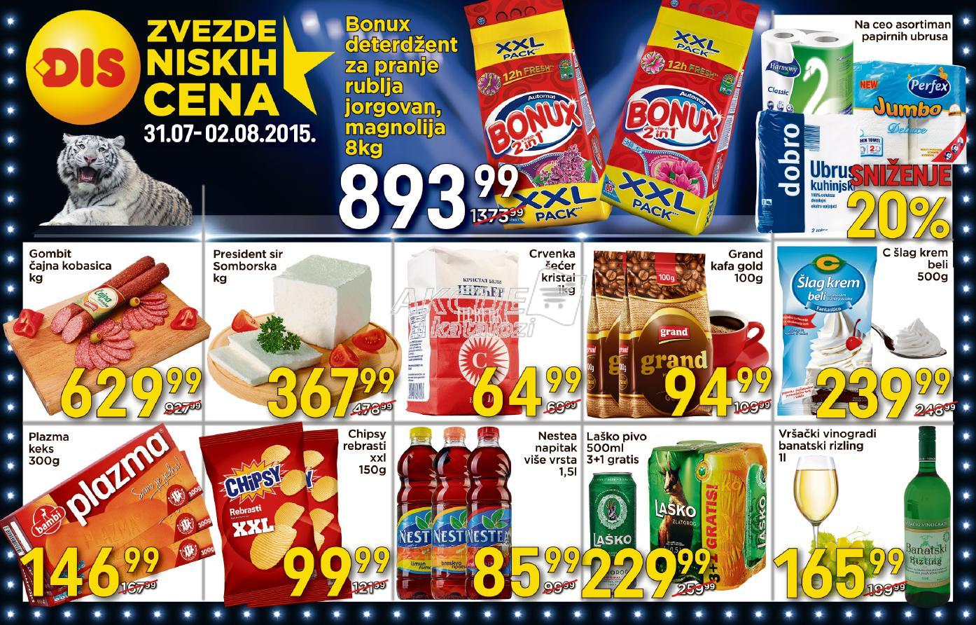 Dis - Vikend akcija super cena