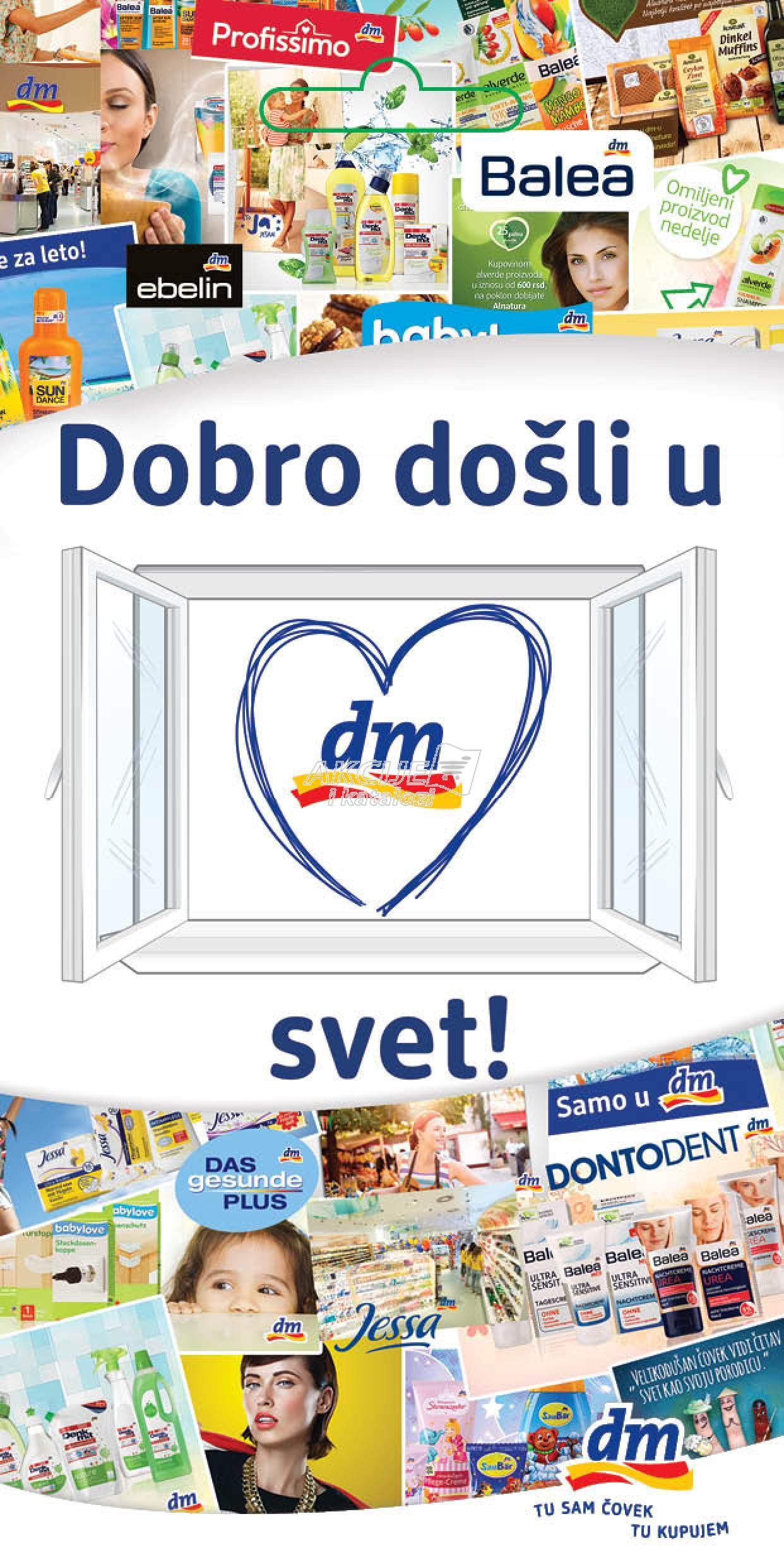 DM - Redovna akcija magazin