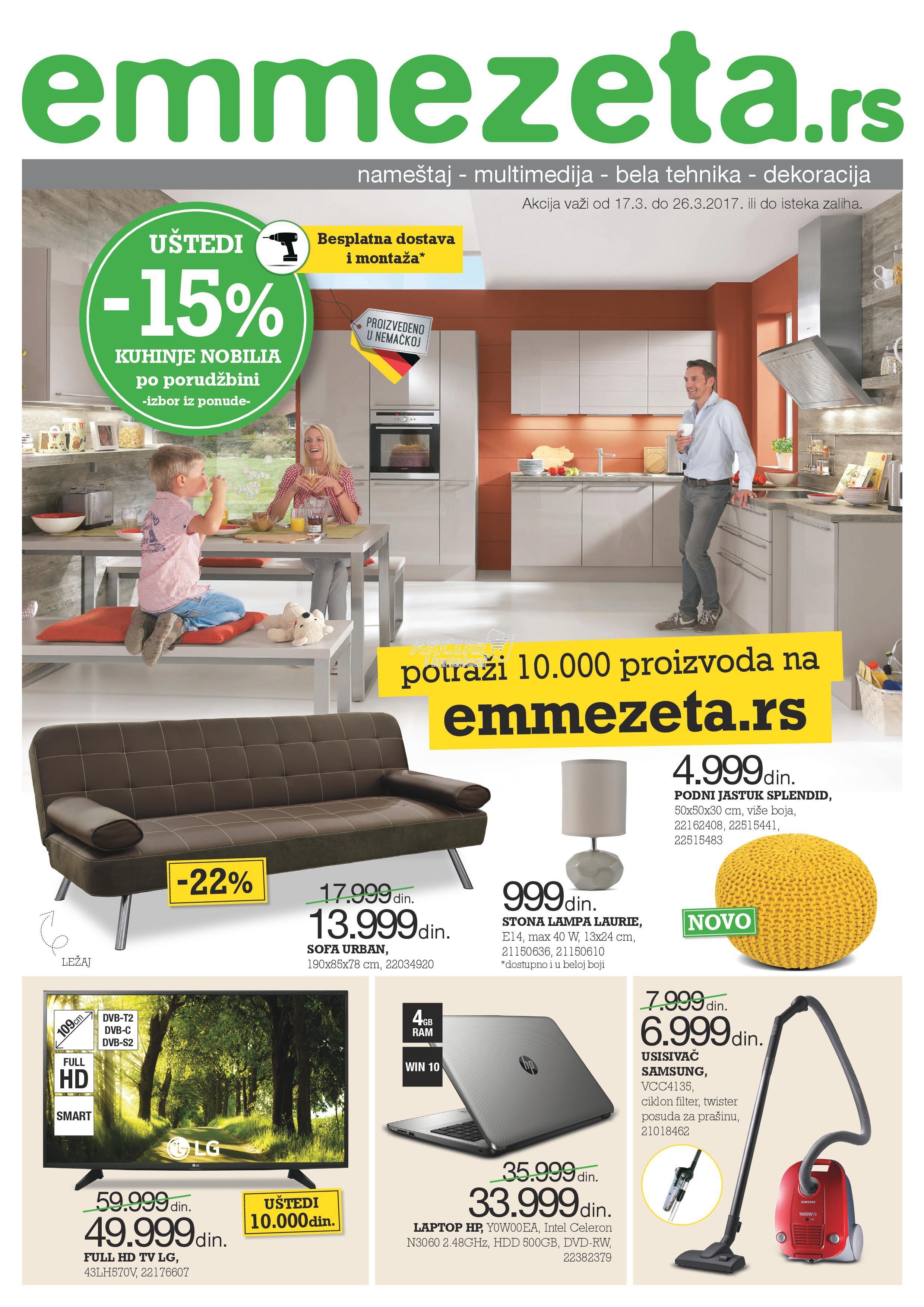 Emmezeta - Redovna akcija odlične kupovine