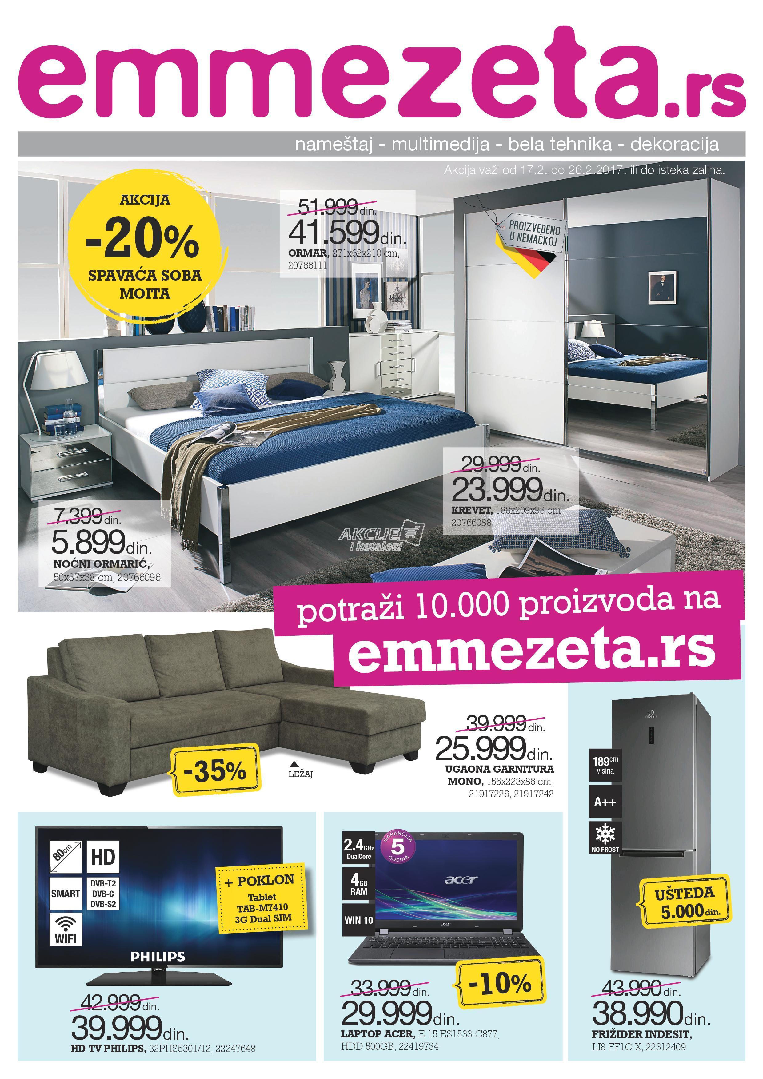 Emmezeta - Redovna akcija super kupovine
